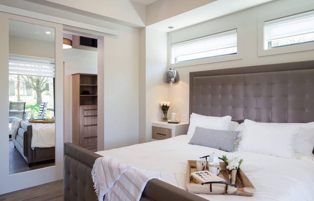 Freeport PNE Prize Home 2017 Bedroom