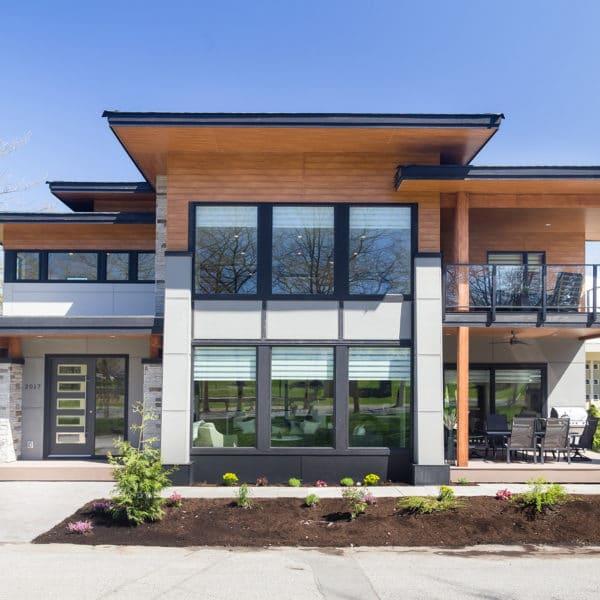 Freeport PNE Prize Home 2017 Exterior