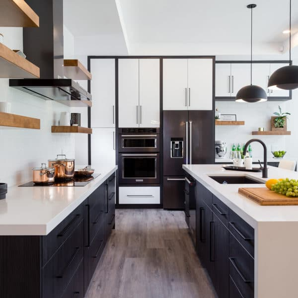 Freeport PNE Prize Home 2017 Kitchen