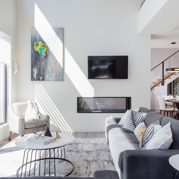 Freeport PNE Prize Home 2017 Living Room