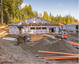 Freeport First Nations Modular Construction