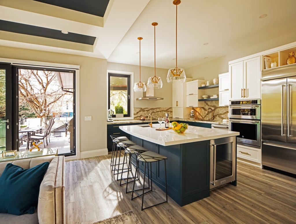 Freeport PNE Prize Home 2018 Kitchen