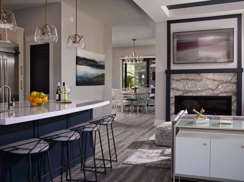 Freeport PNE Prize Home 2018 Kitchen