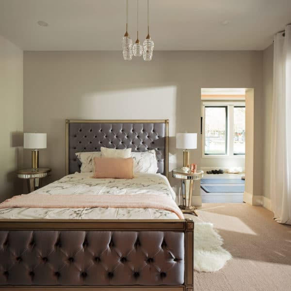 Freeport PNE Prize Home 2018 Bedroom