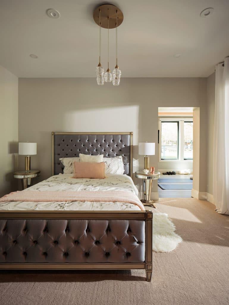 Freeport PNE Prize Home 2018 Bedroom