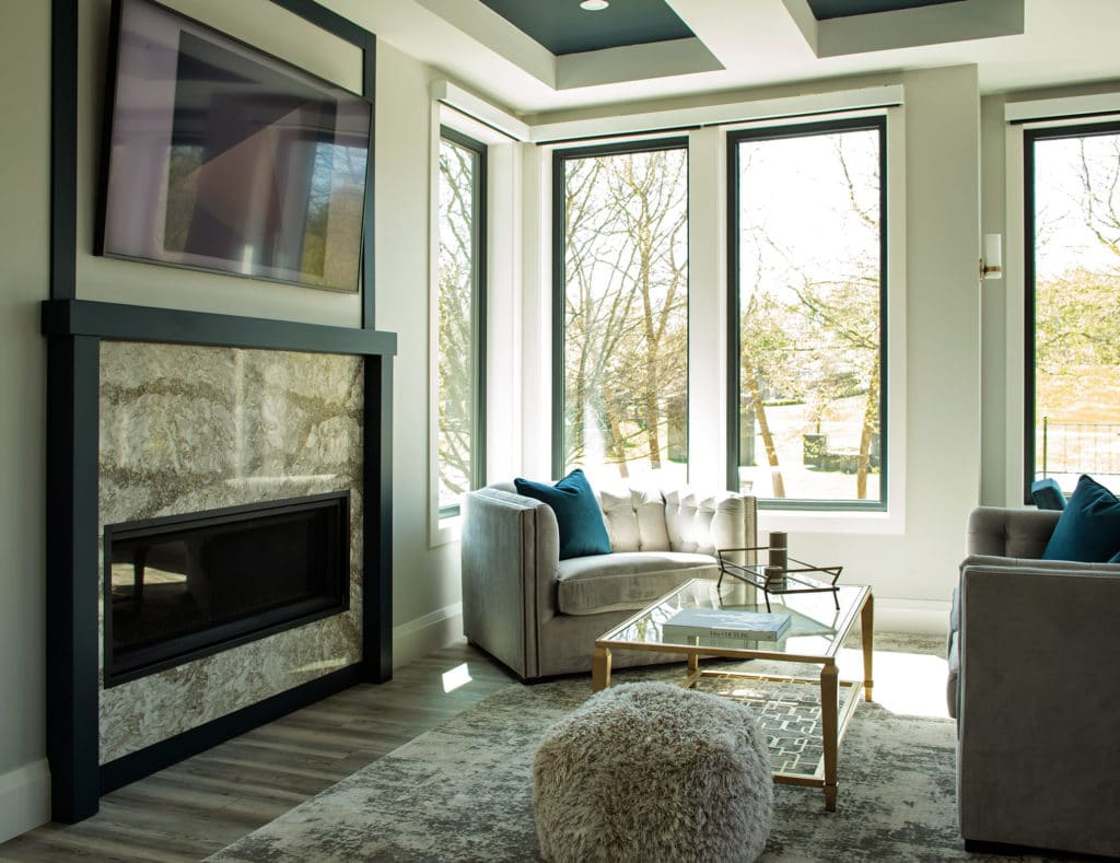 Freeport PNE Prize Home 2018 Living Room