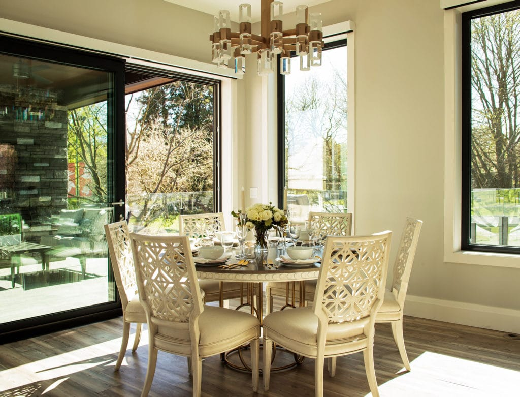Freeport PNE Prize Home 2018 Dining Room