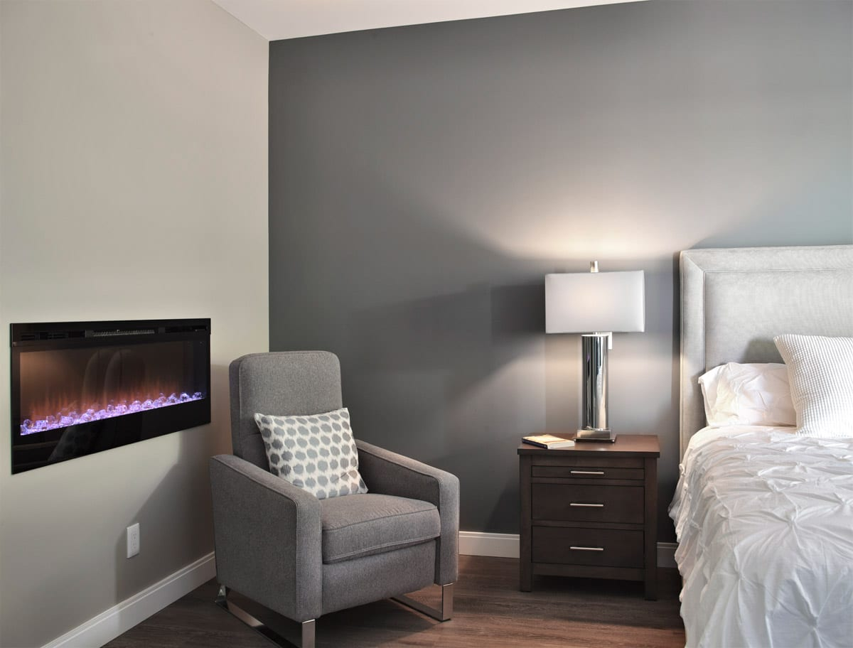 Origo bedroom