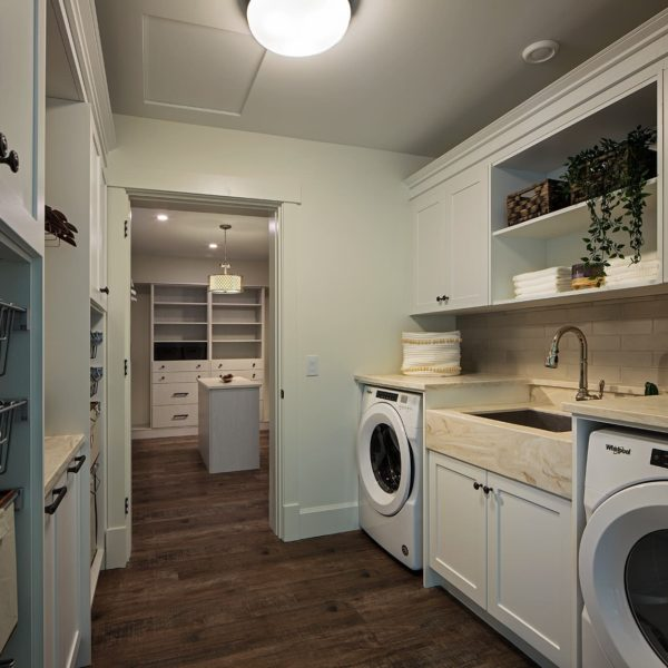 Freeport Industries PNE Prize Home 2019 Laundry Room 1864